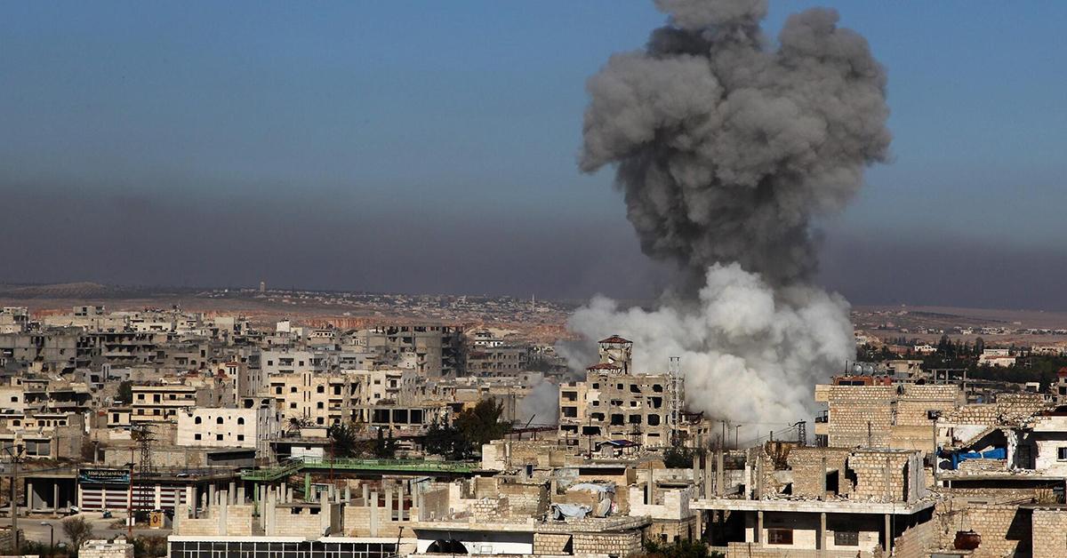 İdlib'de Neler Oluyor