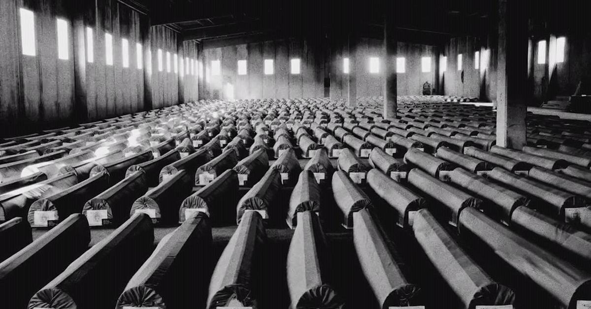Srebrenistsa Katliamı