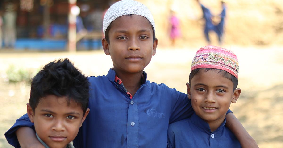 Bangladeş Yetimleri