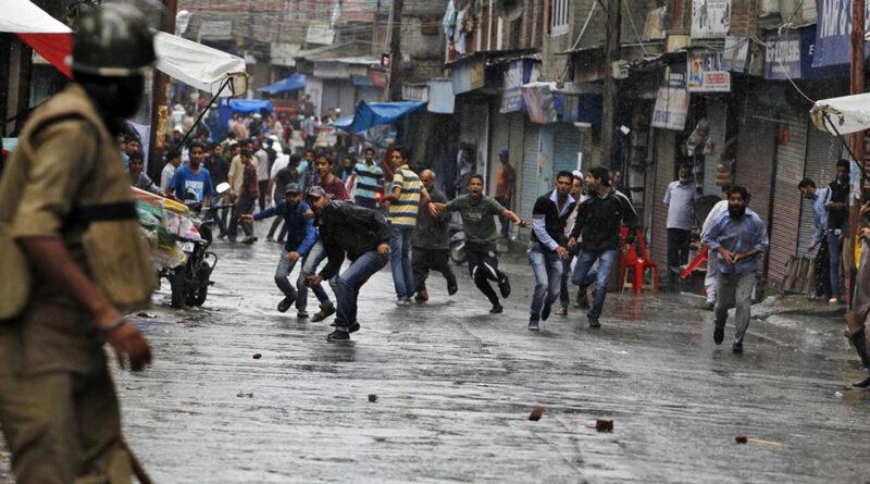 Keşmir'de Müslümanlara Yapılan Zulüm