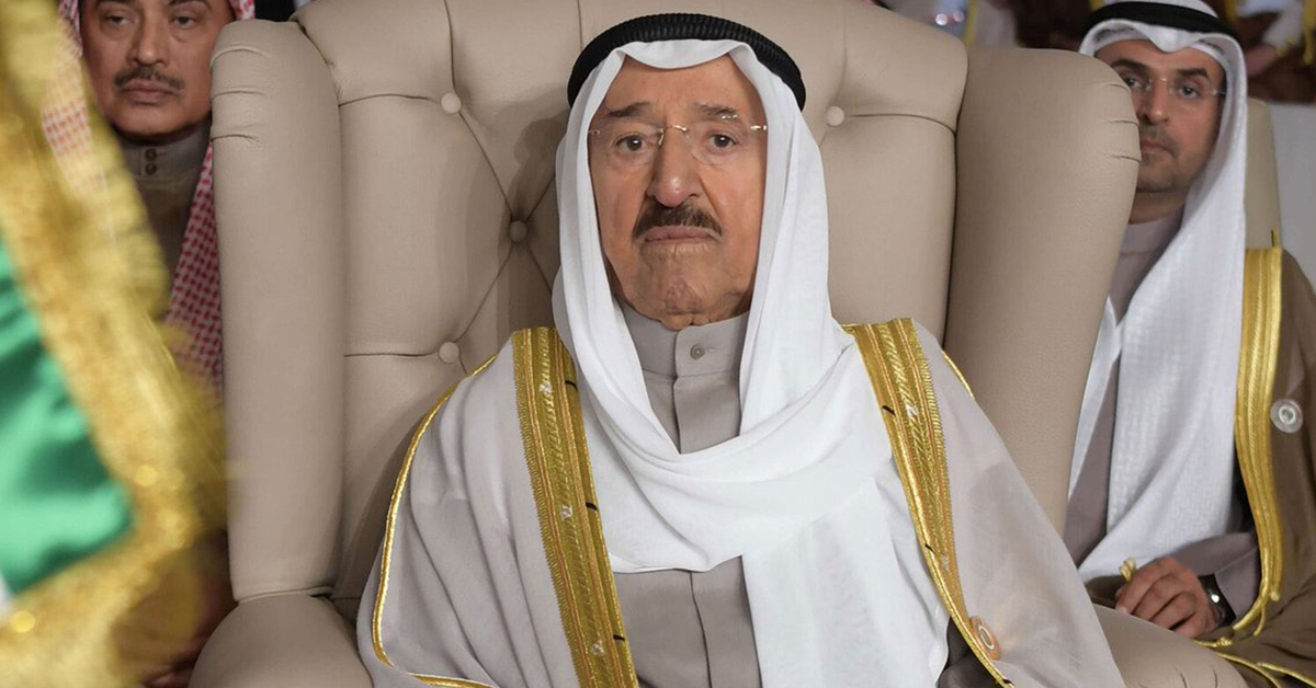 Kuveyt Emiri Şeyh El-Sabah Kimdir?
