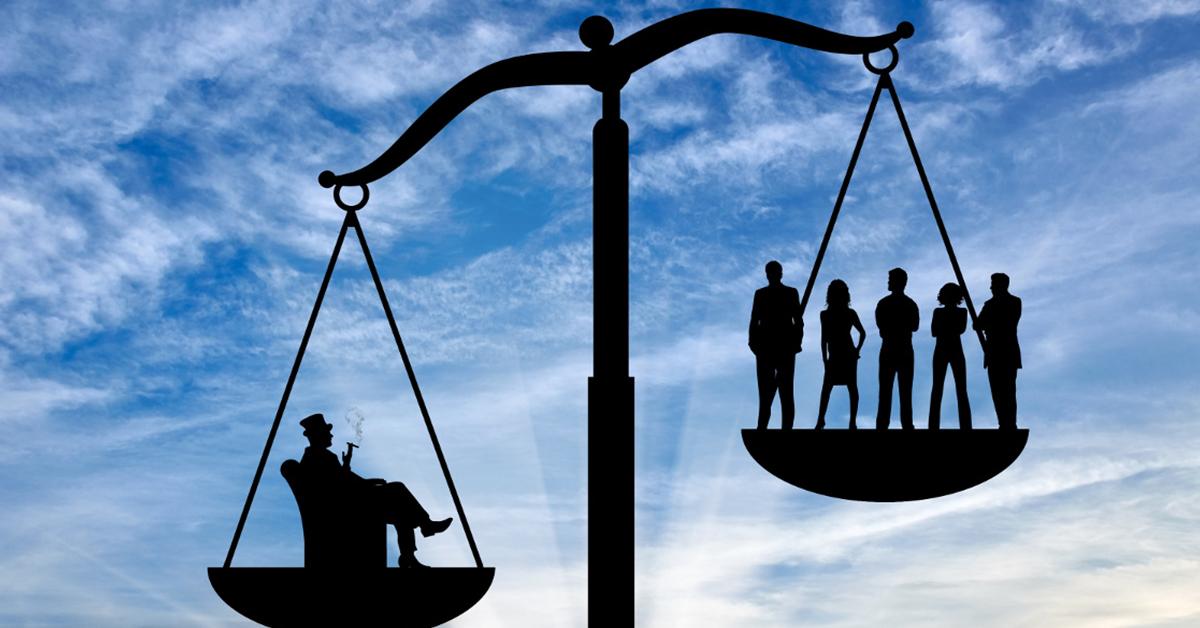 Dünyada Eşitsizlik